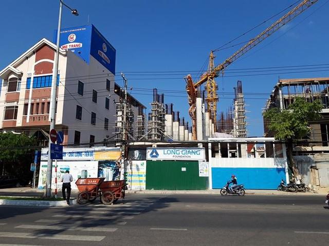 Lùm xùm giải quyết tranh chấp dự án đất vàng tại Nha Trang - Ảnh 1.