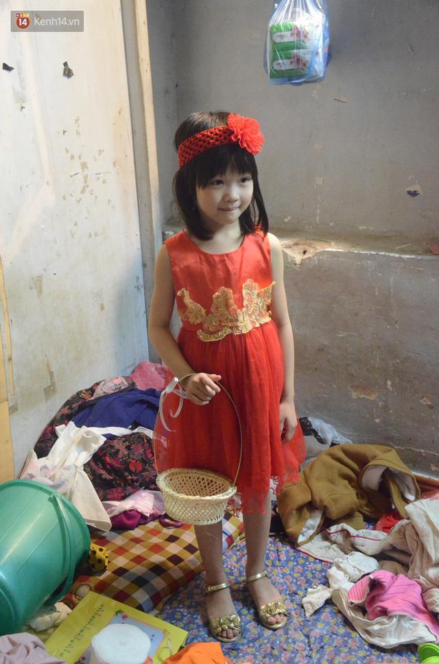 Gặp bé gái 6 tuổi phối quần áo cũ cực chất ở Hà Nội: Nhút nhát, đáng yêu và ước mơ làm người mẫu - Ảnh 11.