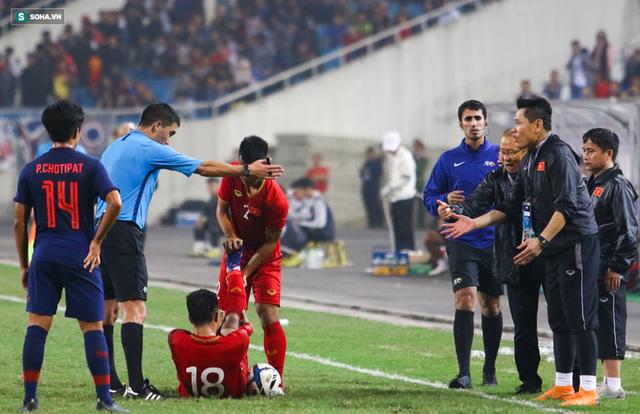 Quang Hải, Đức Chinh trên sân đã đau lắm rồi, đừng khiến họ phải nuốt thêm nước mắt nữa! - Ảnh 12.