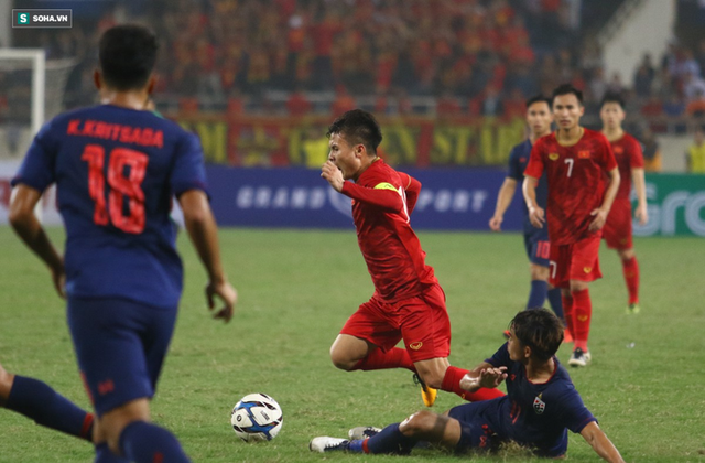 Quang Hải, Đức Chinh trên sân đã đau lắm rồi, đừng khiến họ phải nuốt thêm nước mắt nữa! - Ảnh 4.