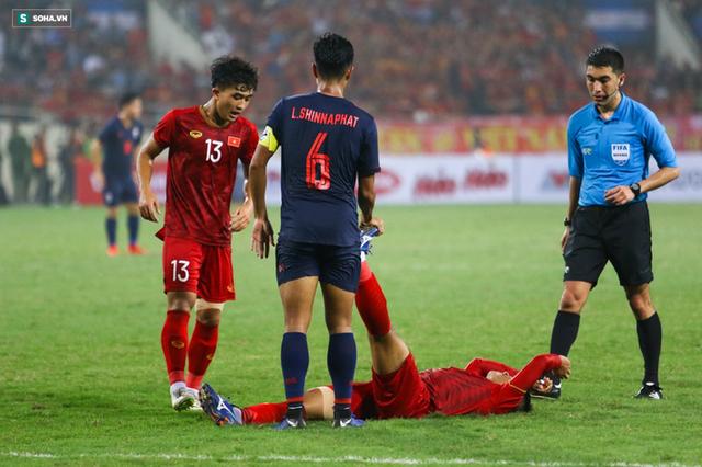 Quang Hải, Đức Chinh trên sân đã đau lắm rồi, đừng khiến họ phải nuốt thêm nước mắt nữa! - Ảnh 9.