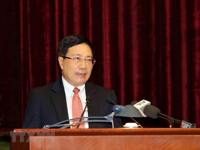 Hình ảnh Ban Bí thư TW Đảng gặp mặt cán bộ lãnh đạo nghỉ hưu - Ảnh 9.