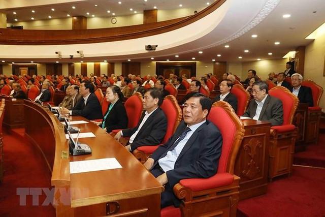 Hình ảnh Ban Bí thư TW Đảng gặp mặt cán bộ lãnh đạo nghỉ hưu - Ảnh 10.