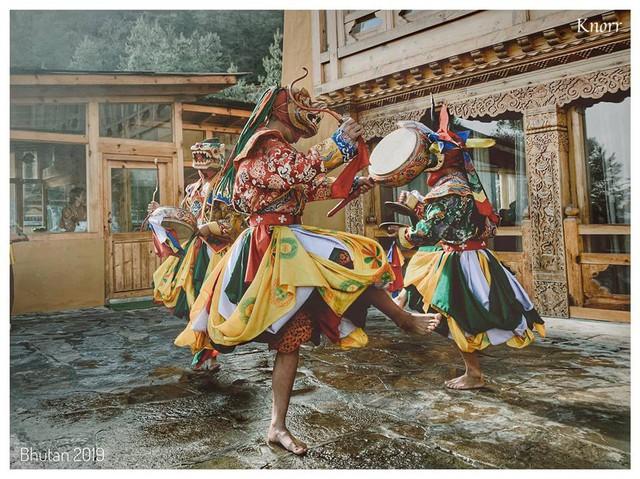 Khám phá đất nước hạnh phúc nhất thế giới: Muốn biết bình yên trông như thế nào thì hãy đến Bhutan! - Ảnh 18.