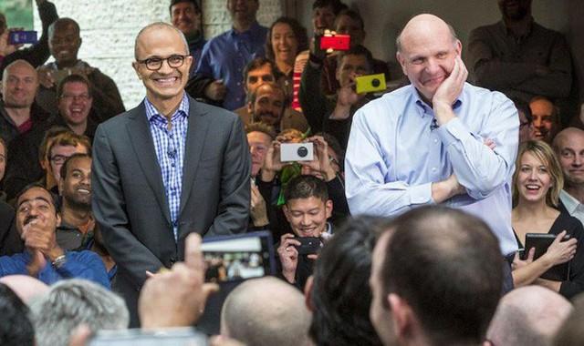 Nhờ học được cách buông bỏ, Microsoft đã đánh bại cả Apple, Google và Amazon như thế nào? - Ảnh 1.
