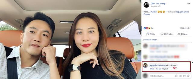 Trước đám cưới, Cường Đô La và Đàm Thu Trang được gia đình hai bên đối xử thế nào? - Ảnh 1.