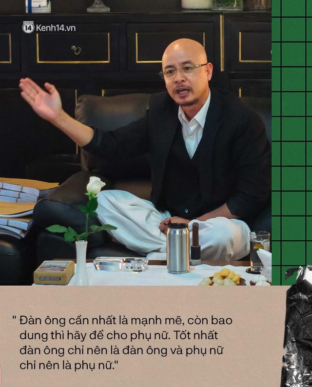 Vua cà phê Trung Nguyên và loạt phát ngôn về vai trò của đàn ông - phụ nữ gây tranh cãi - Ảnh 6.