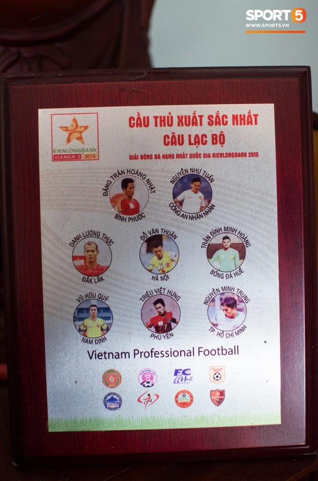 Hành trình từ người thừa trở thành người hùng của tiền vệ U23 Việt Nam qua những kỷ vật vô giá - Ảnh 7.
