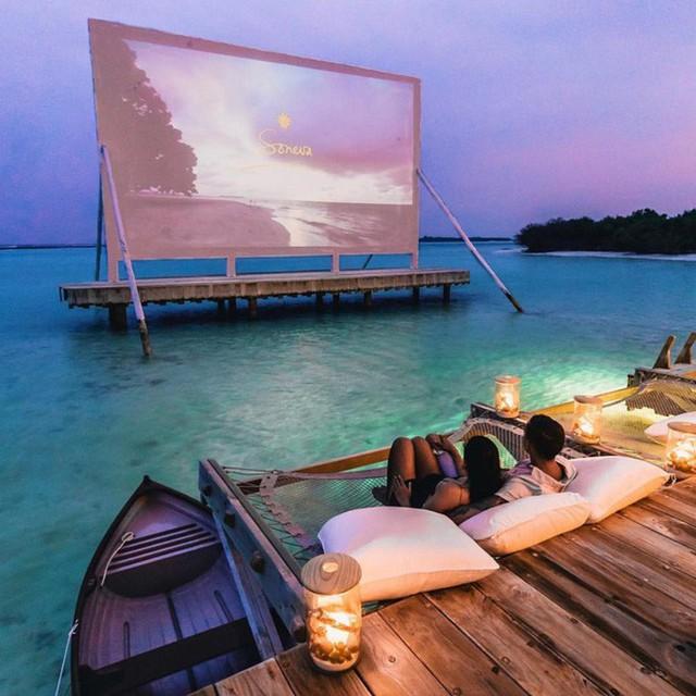 Choáng với khu nghỉ dưỡng sang chảnh bậc nhất Maldives, chỉ dành cho giới giàu đến siêu giàu - Ảnh 8.