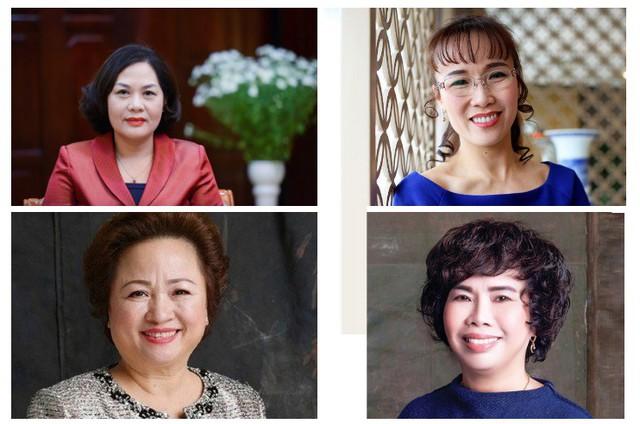 4 lãnh đạo ngân hàng lọt top 50 phụ nữ ảnh hưởng nhất Việt Nam 2019 - Ảnh 2.