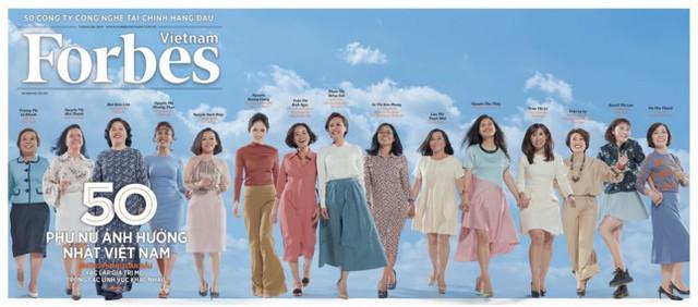 4 lãnh đạo ngân hàng lọt top 50 phụ nữ ảnh hưởng nhất Việt Nam 2019 - Ảnh 1.
