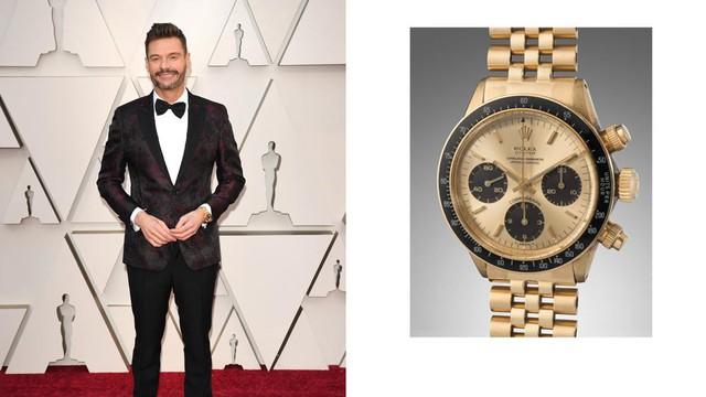 6 chiếc đồng hồ ấn tượng tại Oscar 2019: Từ những thương hiệu đình đám với cái giá cắt cổ  - Ảnh 8.