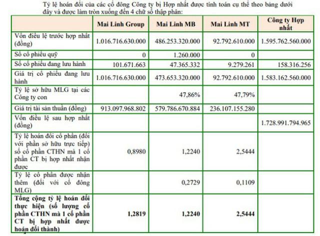 Hệ thống Mai Linh hoàn tất lột xác thành Tập đoàn Mai Linh mới với vốn điều lệ gần 1.730 tỷ đồng - Ảnh 1.