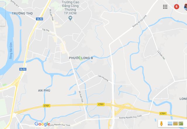 TP HCM: Giá đất mặt đường mới quận 9 tăng, có nơi 180 triệu đồng/m2 - Ảnh 1.