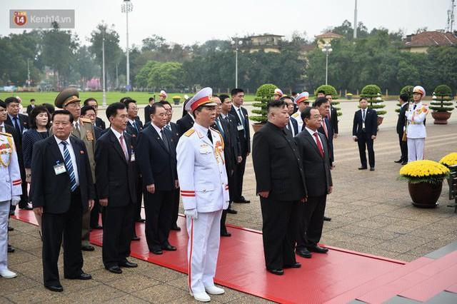 Chuyện ít biết về phiên dịch viên Triều Tiên phanh gấp cạnh Chủ tịch Kim Jong-un: Cựu sinh viên khoa tiếng Việt trường ĐH Tổng hợp Hà Nội - Ảnh 8.