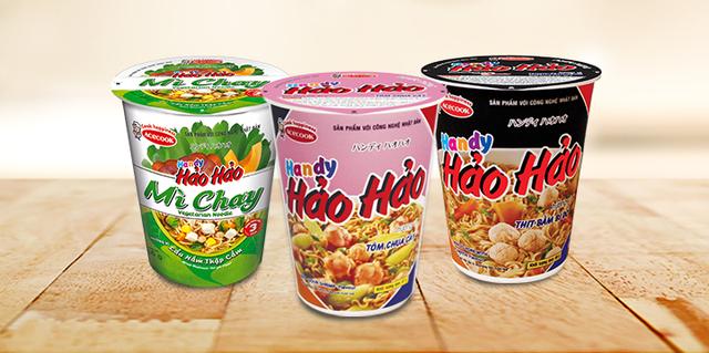 Nikkei: Việt Nam đứng thứ 5 về tiêu thụ mì ăn liền, Acecook Nhật Bản đặt mục tiêu tăng gấp đôi doanh số bán mì ly tại Việt Nam - Ảnh 1.