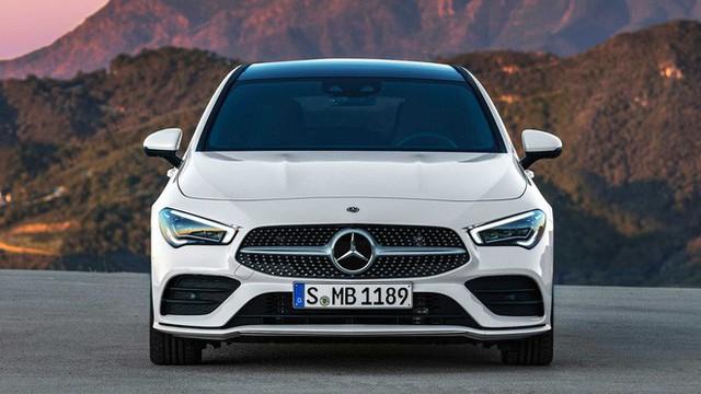 Mercedes-Benz trình làng mẫu xe vô đối nhưng giá mềm - Ảnh 6.