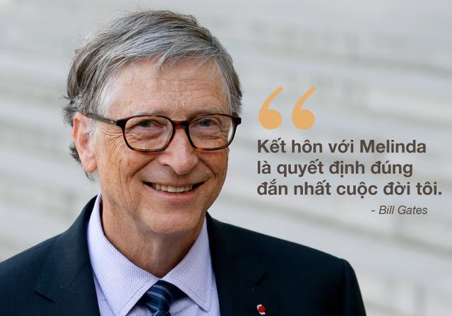 [Vợ tỷ phú] Người phụ nữ khiến Bill Gates từ kẻ bảo thủ, keo kiệt thành tỷ phú hào phóng nhất thế giới - Ảnh 6.
