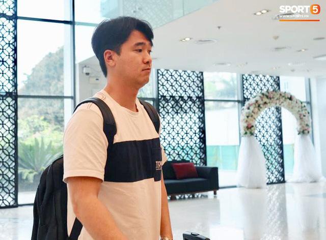 Trợ lý ngôn ngữ Lê Huy Khoa trở lại, U23 Việt Nam đón một loạt người mới ở Ban huấn luyện - Ảnh 7.