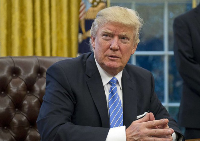 Ông Trump đã khai hỏa cuộc chiến chính trị để bảo vệ chiếc ghế tổng thống - Ảnh 7.