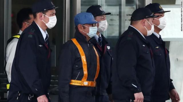 Carlos Ghosn, cựu CEO Nissan, được rời nhà tù sau nhiều tháng ngồi sau song sắt - Ảnh 1.