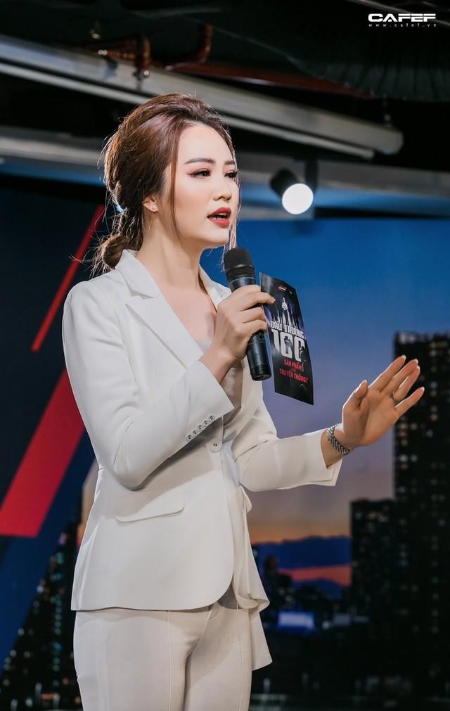 """MC, Á hậu Thụy Vân: Khi tôi khởi nghiệp, ông xã nói đùa """"Kinh doanh kiếm ra tiền còn khó hơn cả đạt giải Nobel"""" - Ảnh 3."""