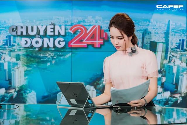"""MC, Á hậu Thụy Vân: Khi tôi khởi nghiệp, ông xã nói đùa """"Kinh doanh kiếm ra tiền còn khó hơn cả đạt giải Nobel"""" - Ảnh 6."""