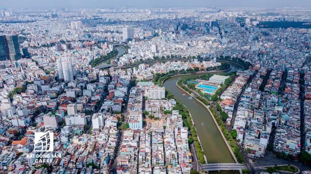 Dự án hơn 11.000 tỷ đồng làm sạch kênh Nhiêu Lộc – Thị Nghè: Nhà thầu kêu cứu - Ảnh 1.