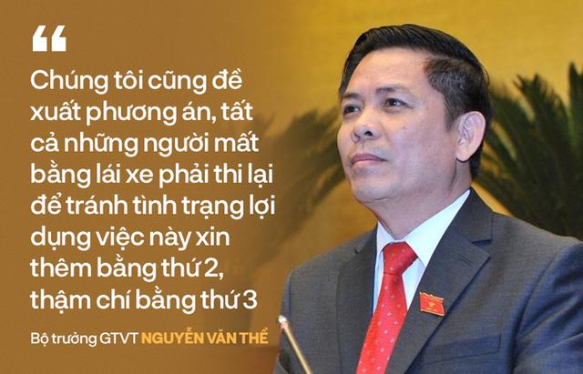 ĐB Lưu Bình Nhưỡng: Nếu bằng lái xe mất do trộm, cháy nhà mà bắt thi lại thì không đúng - Ảnh 1.