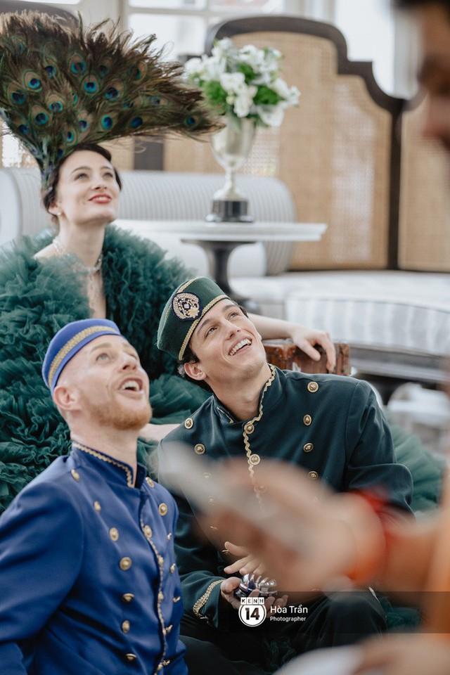 Tận mắt không gian tiệc cưới xa hoa của tỷ phú Ấn Độ tại Phú Quốc với hàng trăm khách mời đại gia đến chung vui - Ảnh 23.