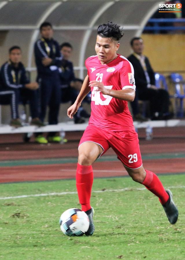 Trước giờ lên U23 Việt Nam, dàn sao Hà Nội FC và Viettel FC đã quyết chiến máu lửa dưới sự chứng kiến của thầy Park - Ảnh 8.