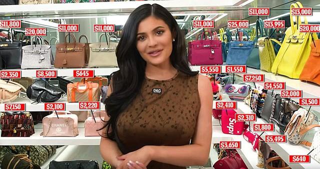 Cuộc sống sang chảnh của Kylie Jenner, tỷ phú tự thân trẻ nhất thế giới - Ảnh 9.