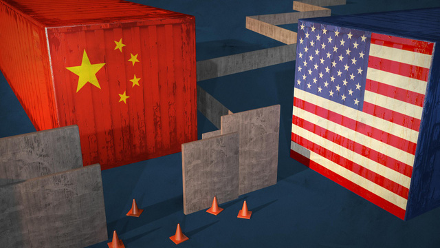 """New York Times: Mỹ """"thâm hụt kép"""" cả thương mại và ngân sách vì vòng luẩn quẩn mà Tổng thống Trump đã tạo ra với Trung Quốc - Ảnh 1."""