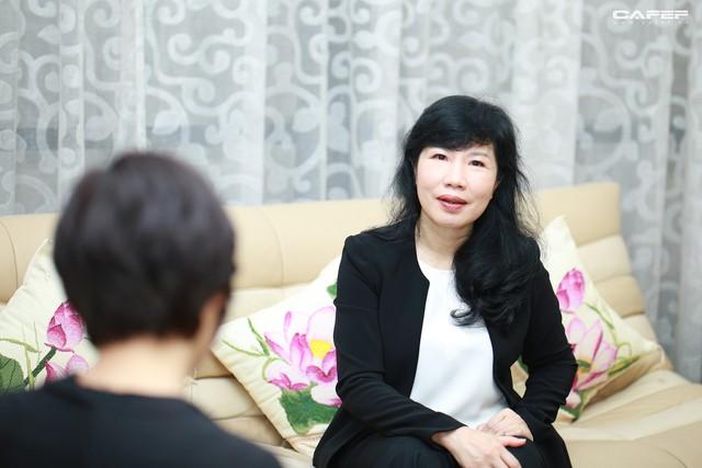 Chủ tịch Napas Nguyễn Tú Anh: Hãy vượt qua giới hạn của bản thân, cứ chân thành và đam mê thì thành công ắt sẽ đến - Ảnh 9.