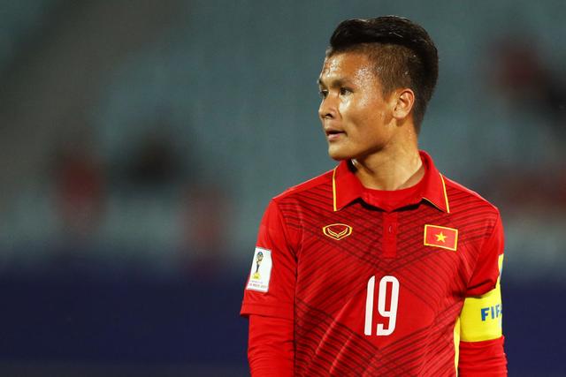 U23 Việt Nam: Quang Hải làm đội trưởng, bất ngờ với các đội phó - Ảnh 1.