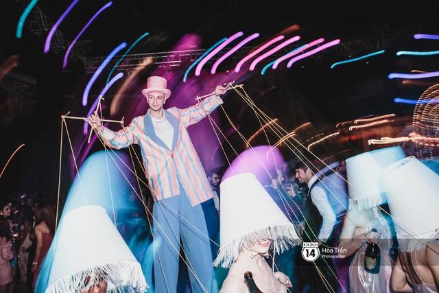 Cặp đôi tỷ phú Ấn Độ lộng lẫy cùng các khách mời đại gia vào đêm tiệc Pink Party đầu tiên ở Phú Quốc - Ảnh 25.