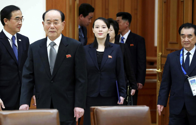 Người phụ nữ bí ẩn luôn theo sát chủ tịch Kim Jong-un: Giản dị, kín tiếng nhưng được tin tưởng hơn bất kỳ ai đứng cạnh nhà lãnh đạo của Triều Tiên - Ảnh 5.