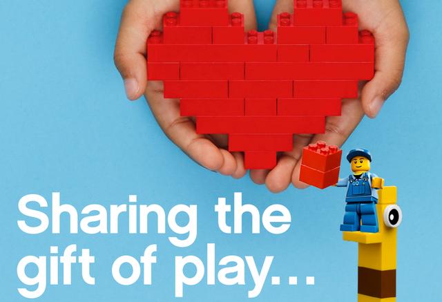 """LEGO – """"Vệ sĩ"""" của trẻ em trên toàn thế giới - Ảnh 2."""
