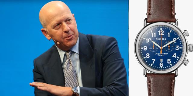 Các CEO quyền lực nhất thế giới đeo đồng hồ như thế nào: Người trung thành với thương hiệu cao cấp giá cắt cổ, người ưa dùng nhãn hiệu bình dân - Ảnh 7.