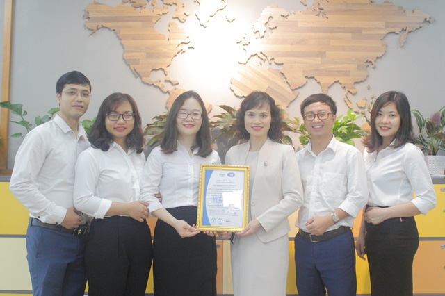 VNG Value đón nhận chứng chỉ tiêu chuẩn quản lý toàn cầu ISO 9001:2015 - Ảnh 1.
