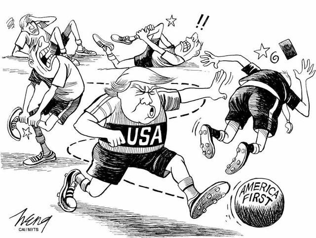 Dọa đánh thuế EU, ông Trump phát đi thông điệp đáng sợ với thế giới: Chiến tranh Thương mại chưa kết thúc - Ảnh 1.