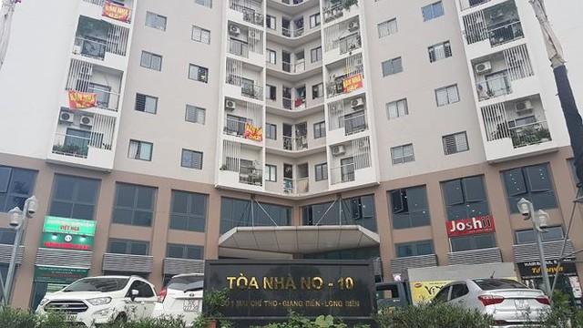 Tin mới vụ dân chung cư Hà Nội bị cắt điện nước rao bán nhà để phản đối - Ảnh 3.