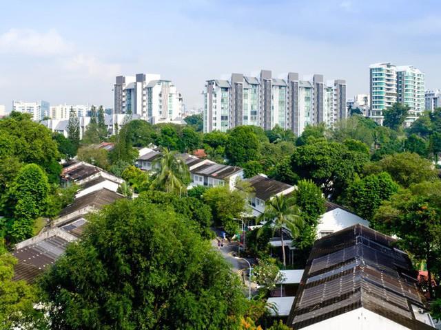 Cuộc sống xa xỉ của giới giàu Singapore - Ảnh 12.