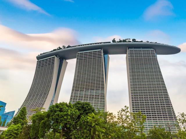 Cuộc sống xa xỉ của giới giàu Singapore - Ảnh 23.