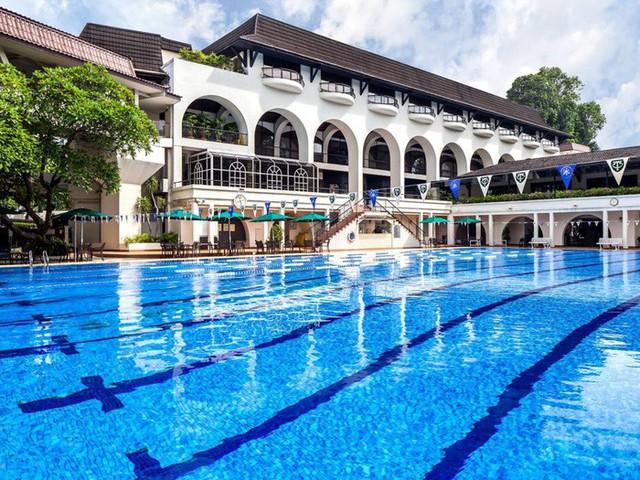 Cuộc sống xa xỉ của giới giàu Singapore - Ảnh 25.