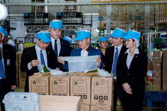 Tuyển thủ Quang Hải chính thức trở thành Đại sứ bảo vệ môi trường của AnEco - Ảnh 2.