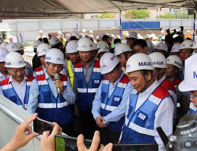 Thủ tướng Nguyễn Xuân Phúc chỉ đạo đảm bảo nguồn lực cho tuyến metro số 1  - Ảnh 3.