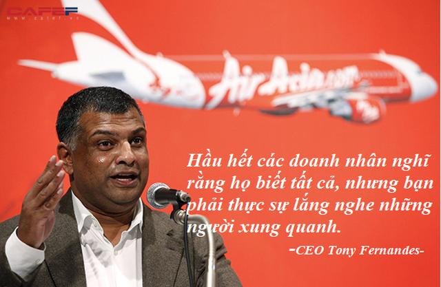 CEO AirAsia tiết lộ kỹ năng đặc biệt quan trọng: Muốn trở thành lãnh đạo tài ba nhất định phải biết rõ - Ảnh 1.