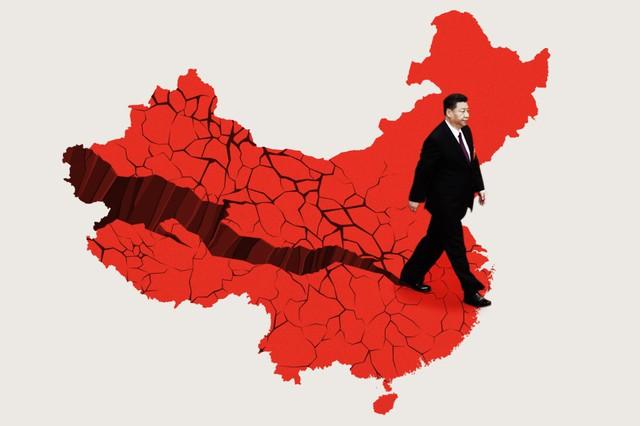 Giáo sư Đại học Harvard: Trung Quốc chỉ là gã khổng lồ với đôi chân đất sét? - Ảnh 1.