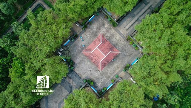 Toàn cảnh siêu dự án khu văn hoá đền Hùng TPHCM sau hơn 20 năm xây dựng - Ảnh 3.